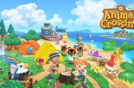 Animal Crossing: New Horizons se vend à 22,40 millions d'exemplaires, un tiers des joueurs de Switch le possède