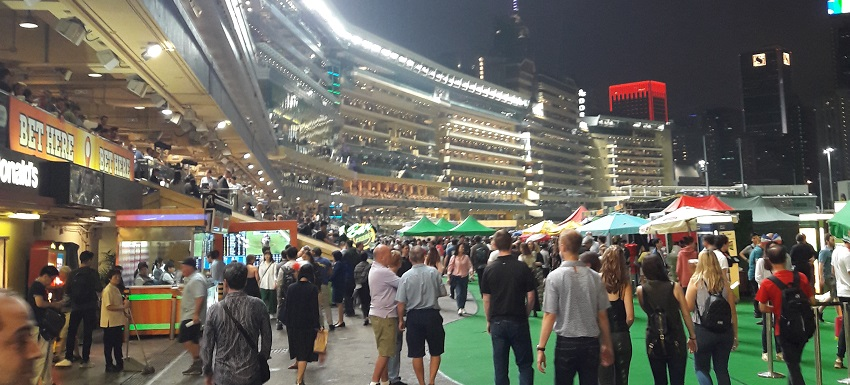 HKJC hails successful racing season as turnover reaches HK$124.2bn - Gaming Intelligence