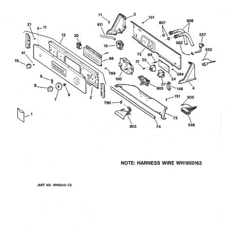 Frigidaire Dishwasher Water Pump Diagram Bosch Dishwasher