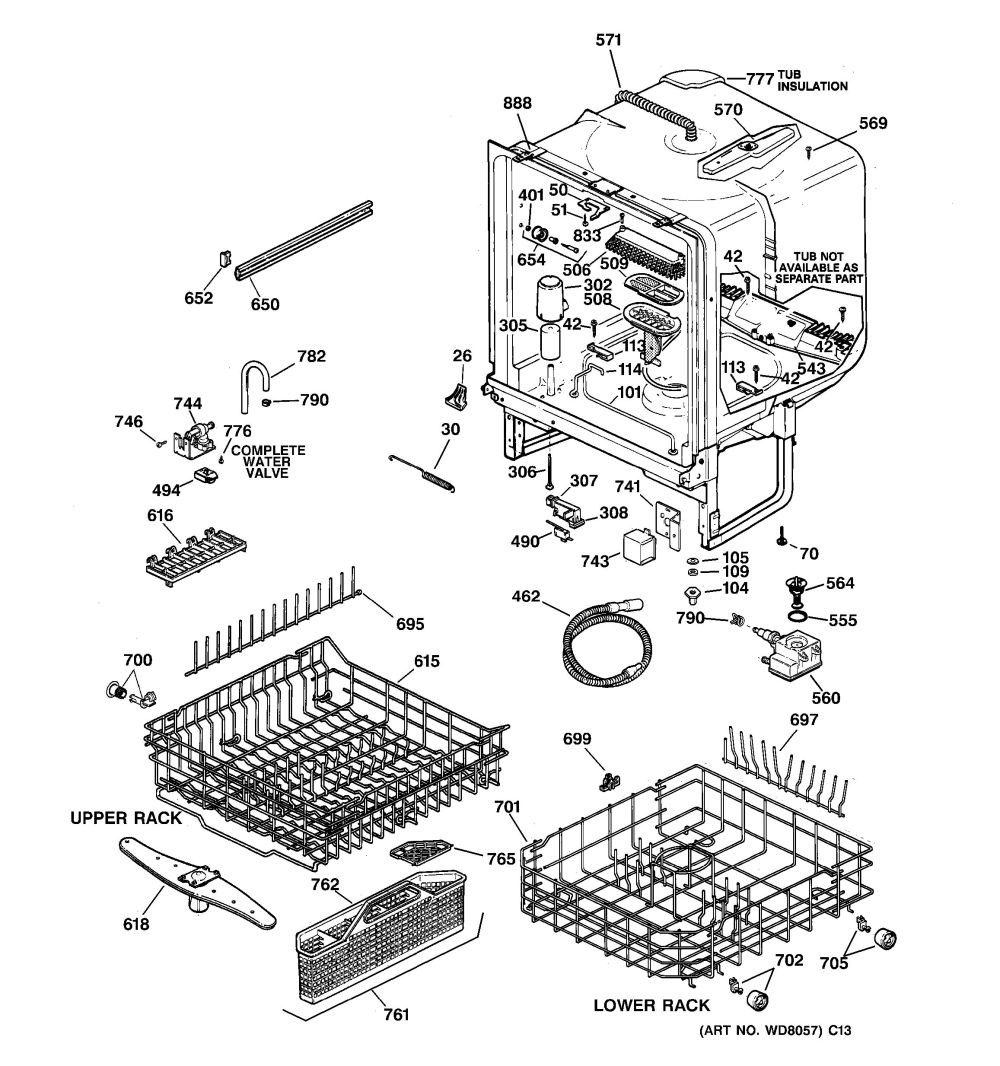 medium resolution of ge dishwasher diagram wiring diagram operationsge dishwasher diagram