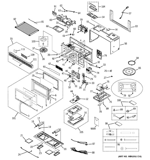 Vwr Oven Wiring Diagram 1660