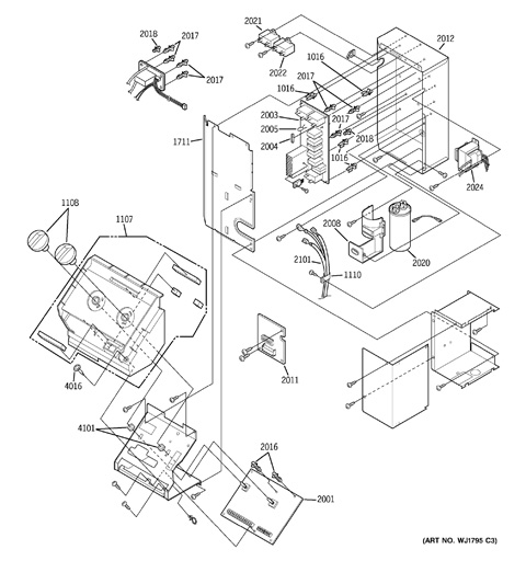 Ge Zoneline Wiring Diagram