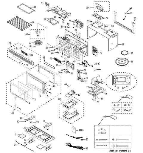 oven heating element wiring diagram allen bradley motor starter 3 phase irrigation panel ge microwave for model jvm1440bh01 greatmodel search rh geapplianceparts com
