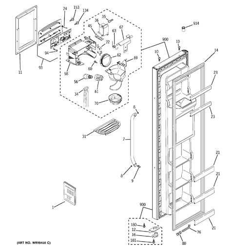 Kenmore Elite Refrigerator Compressor Wiring Diagrams