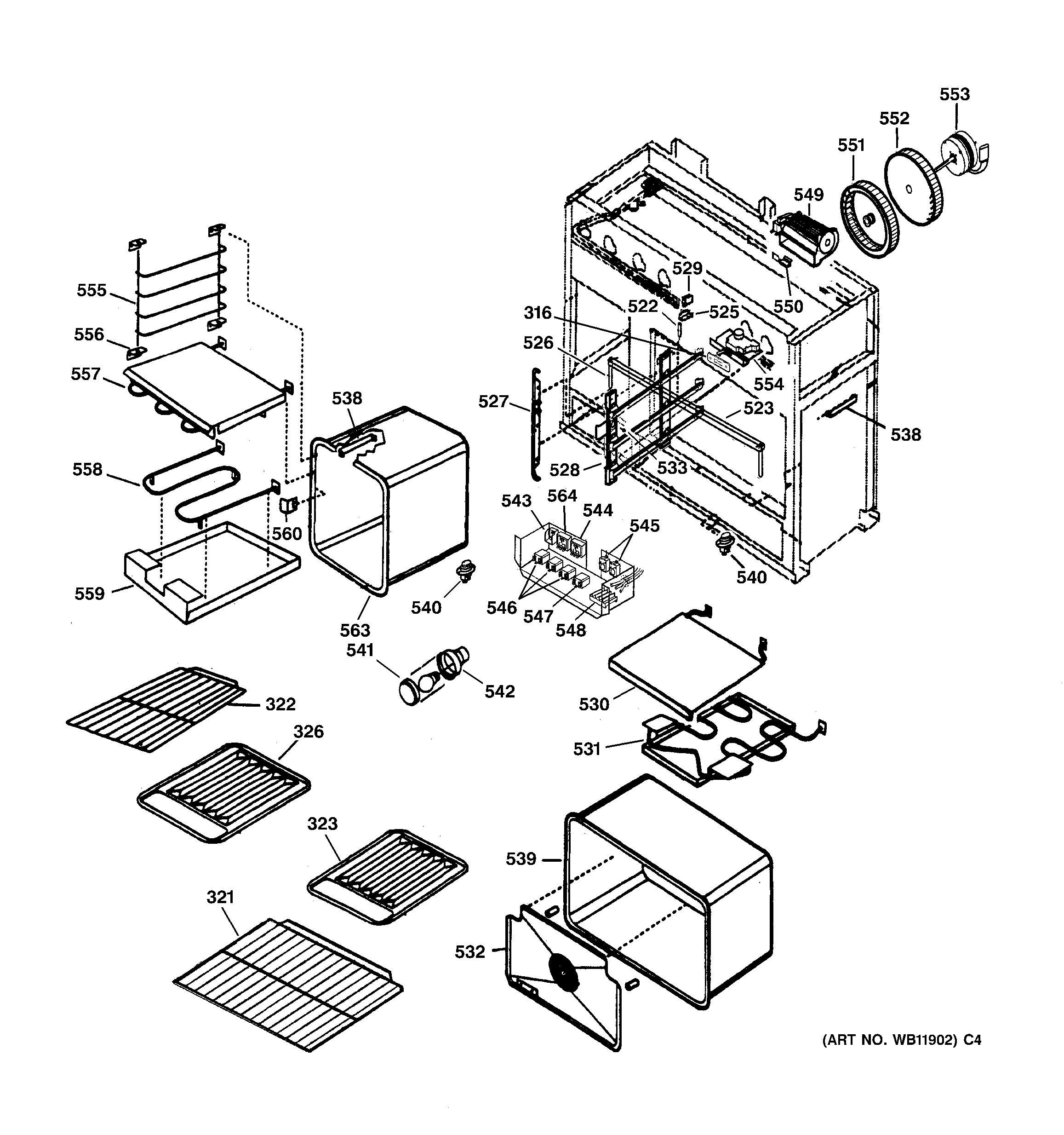 Pleasing Toaster Wiring Diagram Auto Electrical Wiring Diagram Wiring 101 Picalhutpaaxxcnl