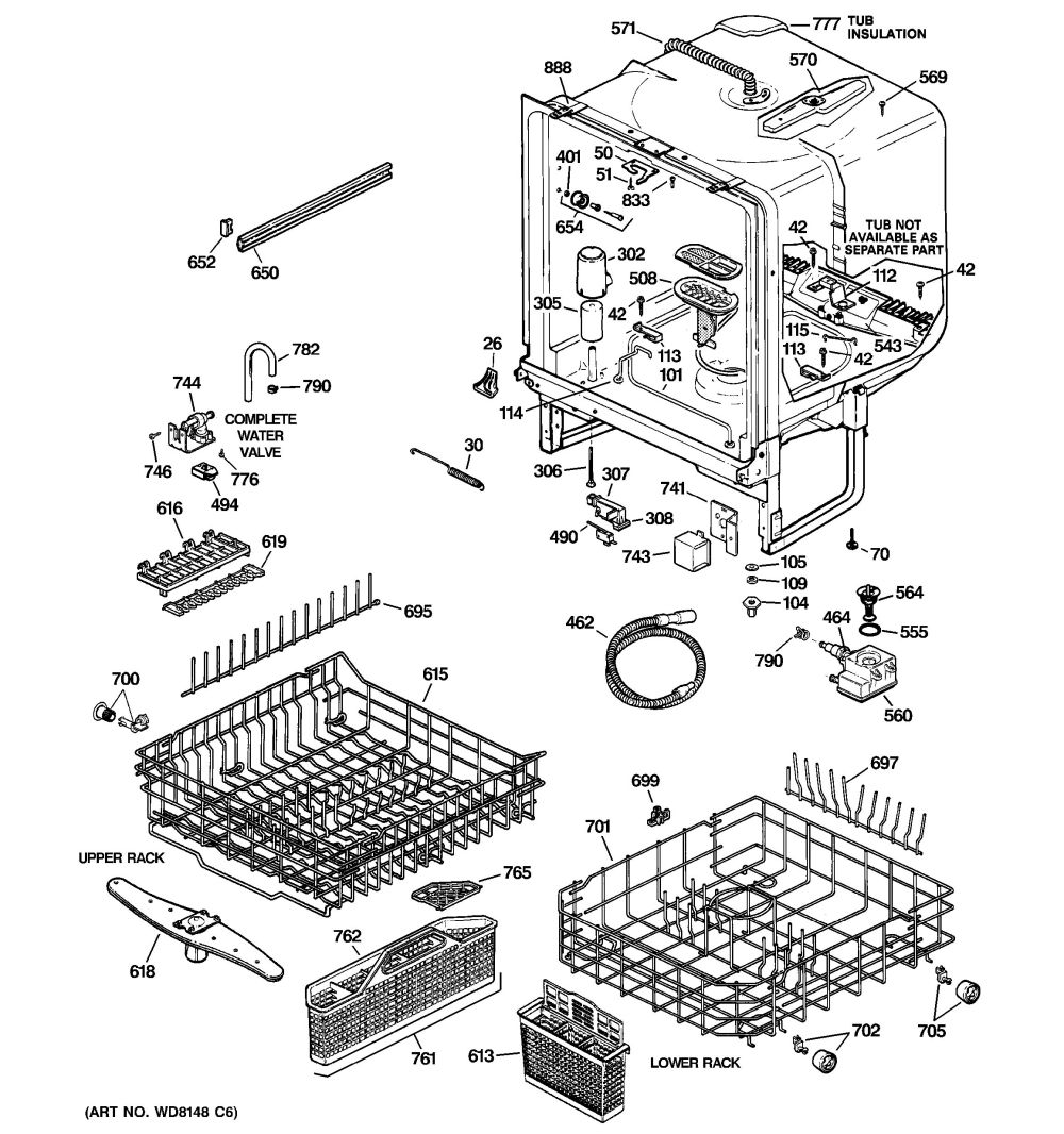 medium resolution of assembly view for body parts