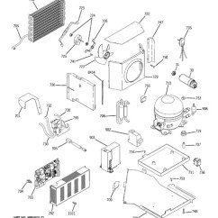 Ge Monogram Refrigerator Parts Diagram Trs Insert Cable Wiring Model Search Zisb420drb Sealed System Mother Board