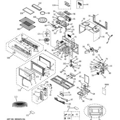 Ge Spacemaker Microwave Parts Diagram Honeywell Zone Control Wiring Model Search | Jvm1870cf001