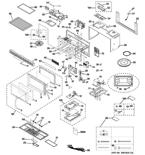 Ge Spacemaker Microwave Wiring Diagram GE Dishwasher