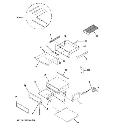 Ge Profile Warming Drawer Instructions