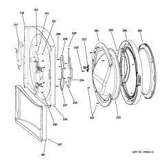Front Load Washer Parts Diagram Happiest Baby On The Block Swaddle Assembly View For Panel And Door Whdvh626f0ww