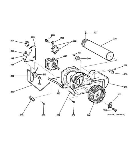 ge electric dryer model dcvh515ef0ww