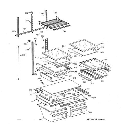 Wiring Diagrams Hotpoint Freezer. Wiring. Electrical