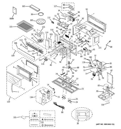 Ge Profile Microwave Repair Manual