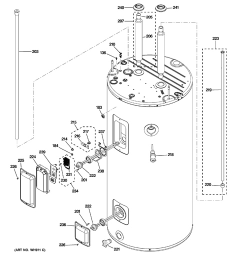 Ge Water Heater Gg40t06avg01 Manual Wiring Diagrams