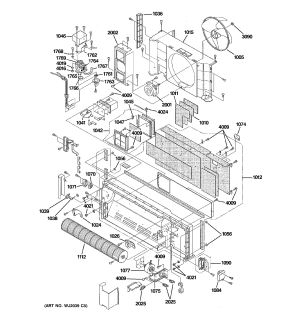 Assembly View for MOTOR & CHASSIS PARTS   AZ61H12DABW1