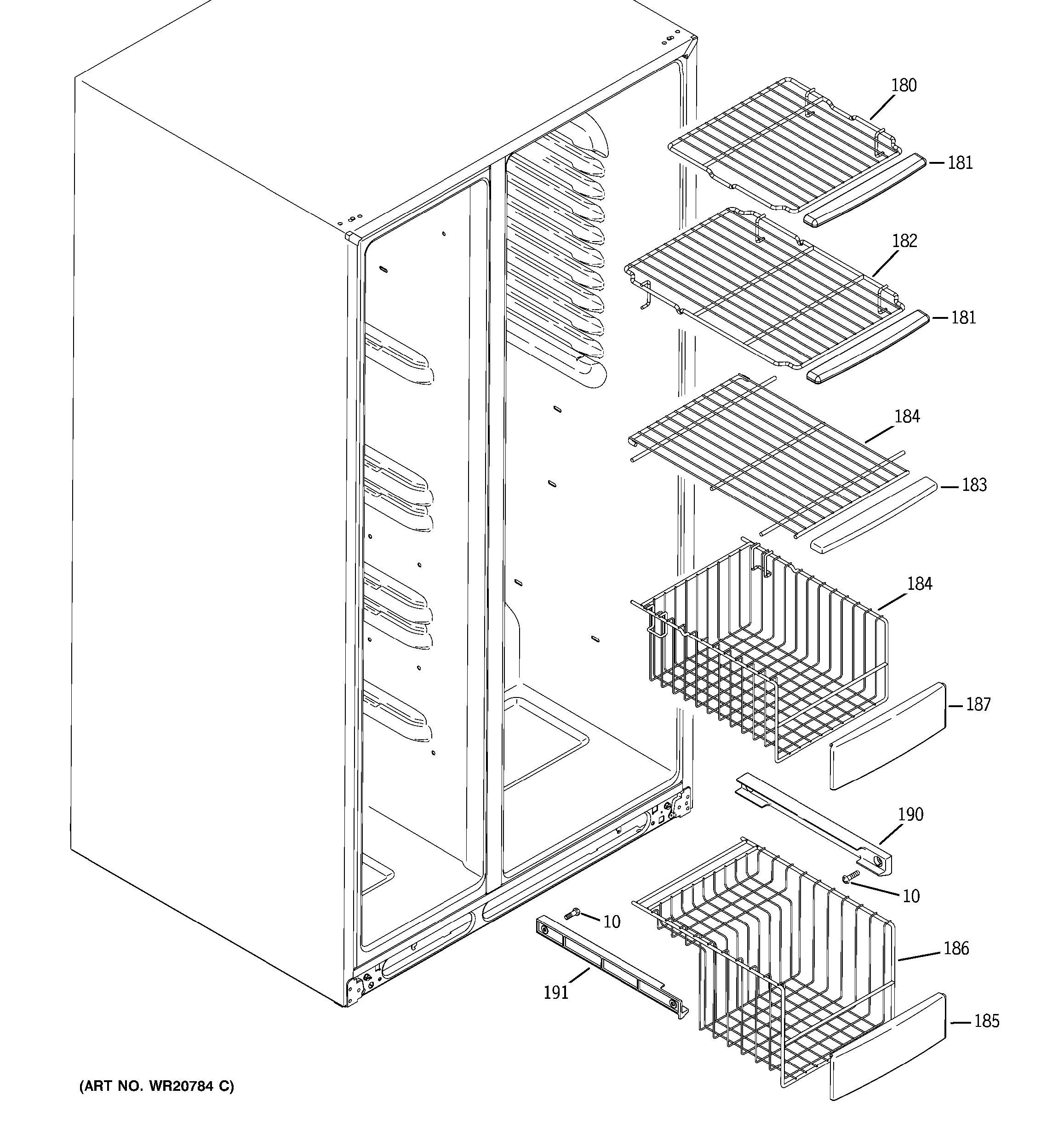 Norcold Rv Refrigerator Wiring Diagram