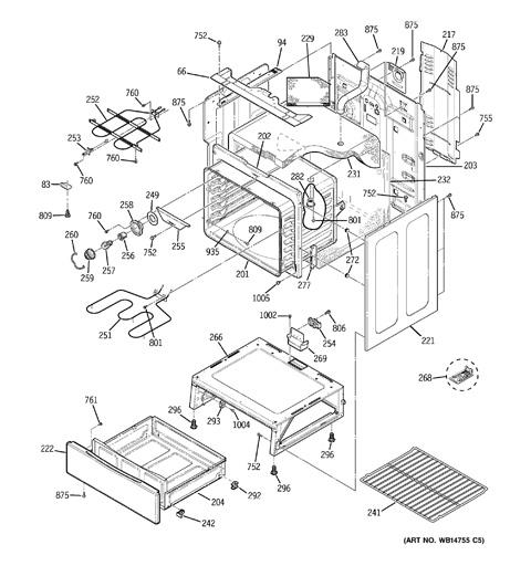 cat diagram wire 115 6950