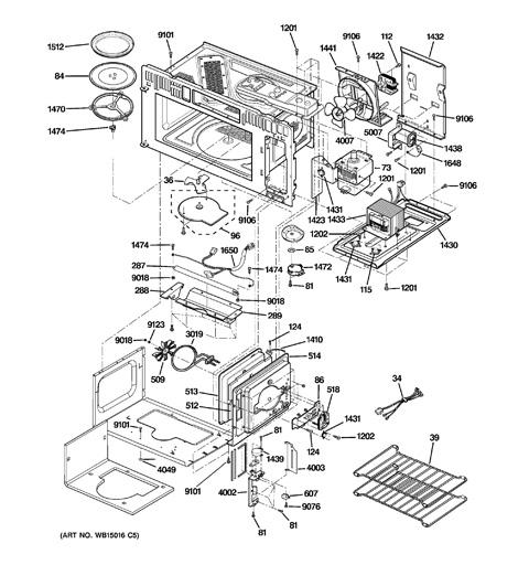 Ge Profile Microwave PartsBestMicrowave