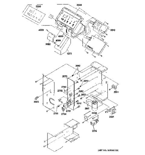 Ge Room Air Conditioner Parts. Engine. Wiring Diagram Images
