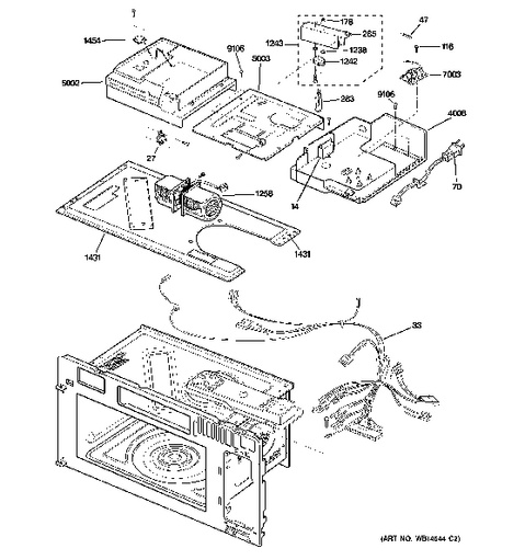 Halogen Oven Bulb Replacement Instructions
