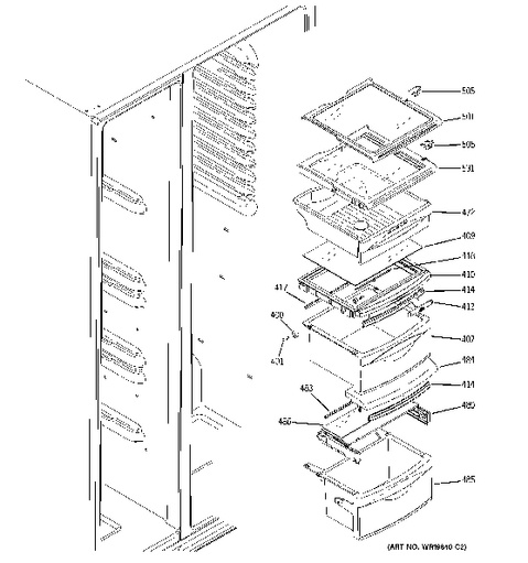 lg microwave oven circuit diagram 2001 mitsubishi montero sport belt model search gse25hshehss fresh food shelves