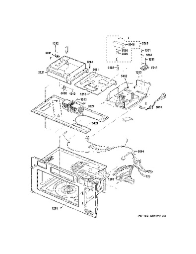 ge microwave wiring diagram sca2001bss