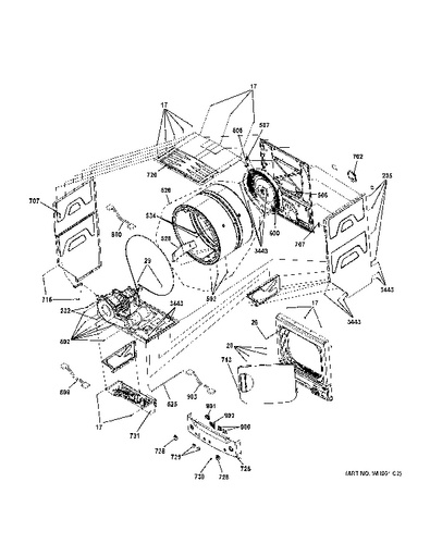 Wiring Diagram For Combo Dryer