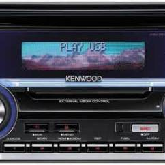 Kenwood Car Hifi 1970 Nova Wiring Diagram Announces 1 Din Usb Mass Storage Compatible Stereos Radio