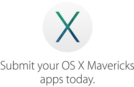 Apple puts out call to developers to submit OS X Mavericks