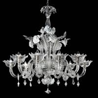 Biancaneve Chandelier | Murano Glass Chandeliers