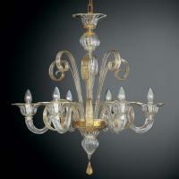 Pastorale Suso Chandelier | Murano Glass Chandeliers