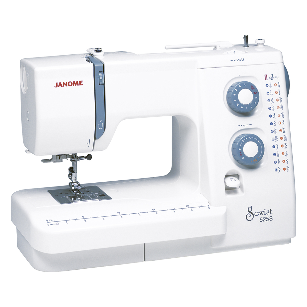 Janome Sewist 525s Sewing Machine Review