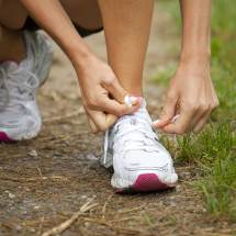 Prevent Running Shoe Blisters Laces