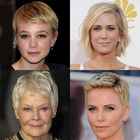 short hairstyles fine thin