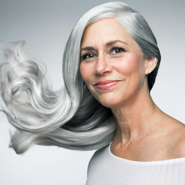 care grey hair