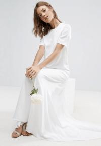 ASOS now sells a T-shirt wedding dress - Good Housekeeping