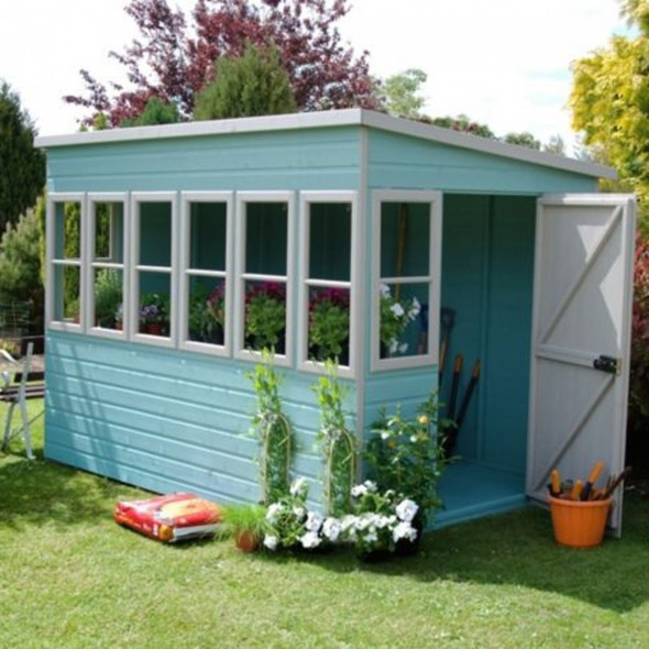 8 Of The Best Garden Sheds Gardening Accessories Home Ideas