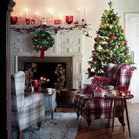 Fireplace decor ideas for Christmas - Christmas ...