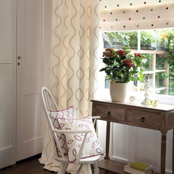 roman chair alternative wall mounted rack 8 of the best ways to decorate your windows - good housekeeping