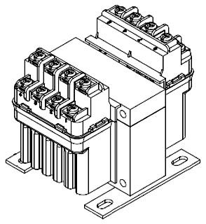 HAMMOND PH100MQMJ-FK CNTL 100VA 240X480-120X240FUSE