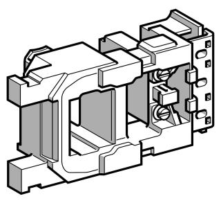 SQUARE D LX0FG009 : LATCHING CONTACTOR COIL 240VAC IEC