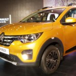 Renault Triber Unique Three Row Sub 4m Car To Start At An Inviting Rs 4 95 Lakh Gq India
