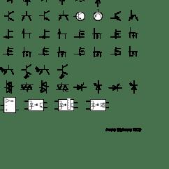 Electrical Wiring Diagram Symbols List Troy Bilt Bronco Transmission Belt Schematic Www Toyskids Co Active Elements Electronic Circuit Iec 60607