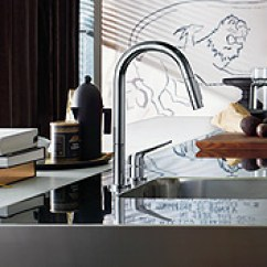 Axor Kitchen Faucet Essentials Calphalon For The Professional All Products At A Glance Hansgrohe Us Citterio M On Sink Unit