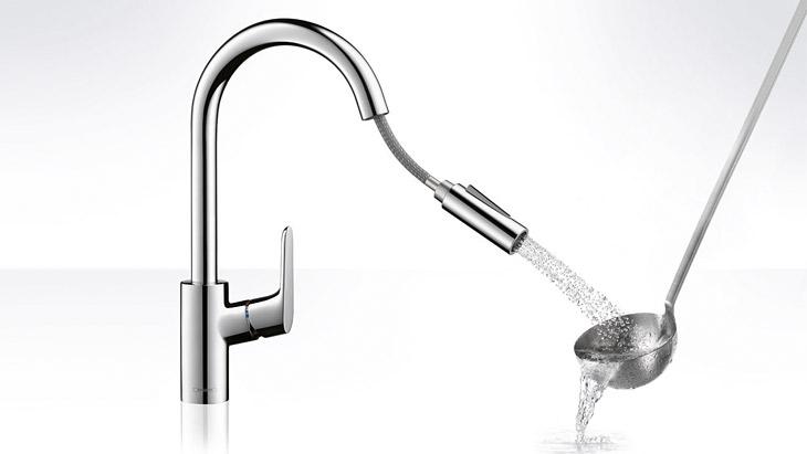 hansgrohe kitchen faucet brizo focus mixers hand spray int mixer with