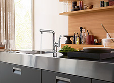 axor kitchen faucet how much for cabinets 浴室及廚房的axor 新產品 hansgrohe 漢斯格雅台灣 citterio 系列select 廚房水龍頭