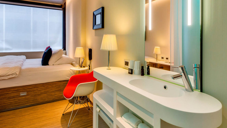 The Citizenm Hotel In New York Hansgrohe Us