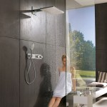 Ultimate Water Indulgance With A Rain Shower Hansgrohe Za