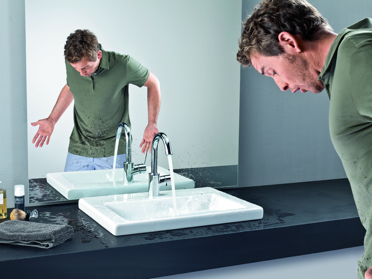 which tap goes with my wash basin